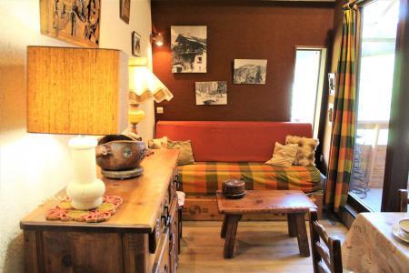 Rent in ski resort 2 room duplex apartment 6 people (025) - Résidence le Hameau - Vars - Mezzanine