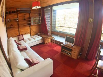 Rent in ski resort 3 room apartment cabin 6 people (406) - Résidence le Lubéron - Vars