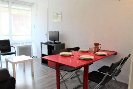 Rent in ski resort 2 room apartment 4 people (110) - Résidence le Mélèzen - Vars - Bench seat