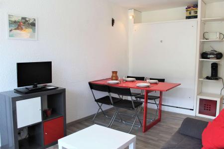 Rent in ski resort 2 room apartment 4 people (110) - Résidence le Mélèzen - Vars - Living room