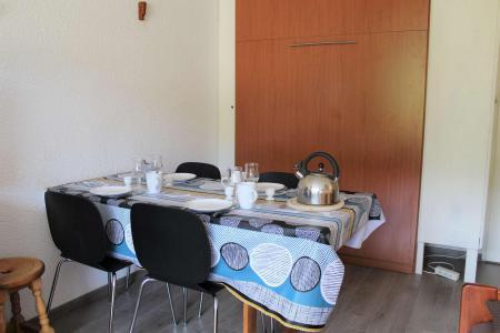 Rent in ski resort 2 room apartment 4 people (210) - Résidence le Mélèzen - Vars - Bunk beds