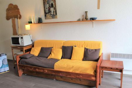 Rent in ski resort 2 room apartment 4 people (210) - Résidence le Mélèzen - Vars - Living room