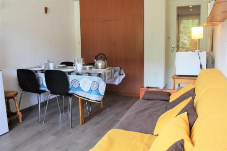 Rent in ski resort 2 room apartment 4 people (210) - Résidence le Mélèzen - Vars - Settee