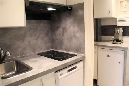 Rent in ski resort 2 room apartment 4 people (210) - Résidence le Mélèzen - Vars - Winter outside