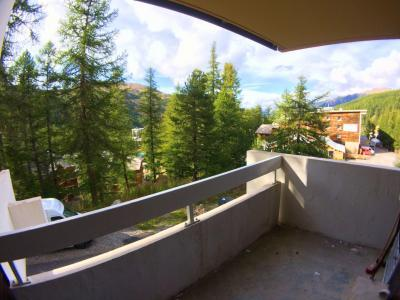 Rent in ski resort Studio sleeping corner 4 people (111) - Résidence le Pastourlet - Vars