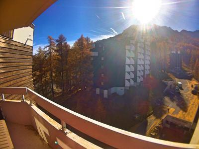 Rent in ski resort Studio 2 people (602) - Résidence le Pastourlet - Vars