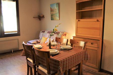 Rent in ski resort Studio mezzanine 4 people (214) - Résidence les Alpages - Vars