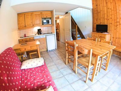 Rent in ski resort 3 room mezzanine apartment 6 people (17) - Résidence les Bouquetins 1 - Vars