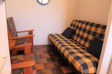 Location au ski Appartement 2 pièces 5 personnes (006) - Résidence les Chabrières - Vars - Extérieur hiver