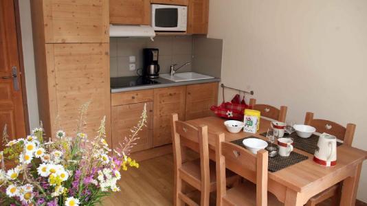 Location au ski Appartement 2 pièces 4 personnes (001) - Résidence les Chalets des Rennes - Vars - Appartement