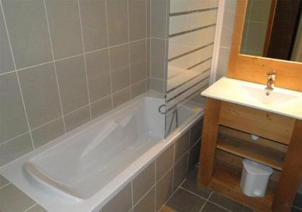 Location au ski Residence Les Chalets Des Rennes - Vars - Salle de bains