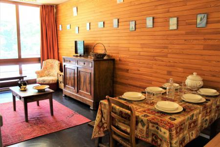 Rent in ski resort 3 room apartment 6 people (336) - Résidence les Ecrins 4 - Vars - Living room