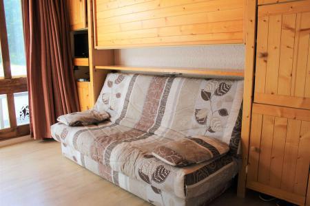 Rent in ski resort Studio 2 people (131) - Résidence les Ecrins 4 - Vars - Kitchenette