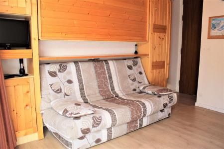 Rent in ski resort Studio 2 people (131) - Résidence les Ecrins 4 - Vars - Shower