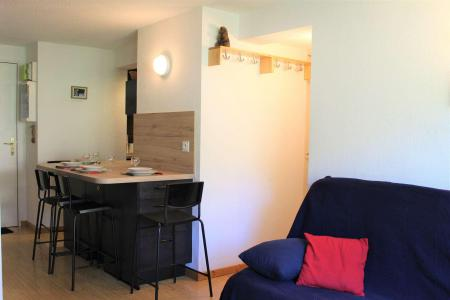 Rent in ski resort 2 room apartment sleeping corner 4 people (505) - Résidence les Lofts - Vars - Living room