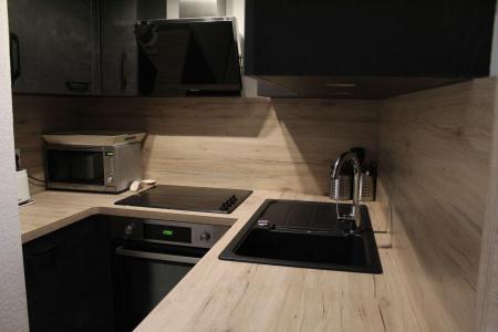Rent in ski resort 2 room apartment sleeping corner 4 people (505) - Résidence les Lofts - Vars