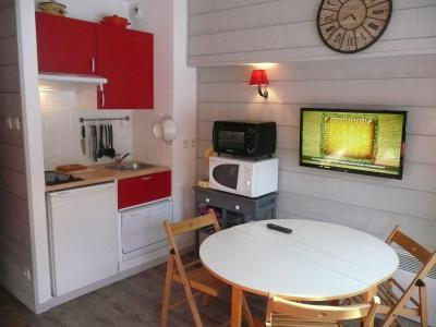Rent in ski resort Studio 2 people ( 605) - Résidence les Lofts - Vars
