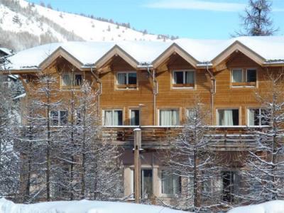 Rental Vars : Résidence les Myrtilles winter