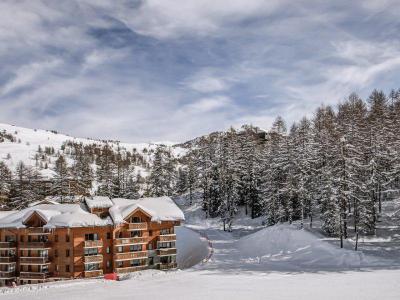 Location au ski Résidence Pierre & Vacances l'Albane - Vars