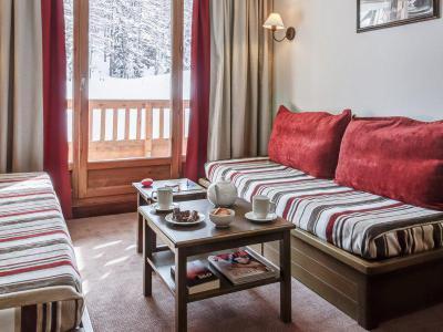 Location au ski Appartement 2 pièces 3-5 personnes - Résidence Pierre & Vacances l'Albane - Vars