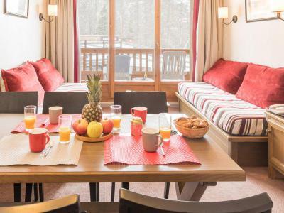 Location au ski Appartement 2 pièces 5-7 personnes - Résidence Pierre & Vacances l'Albane - Vars