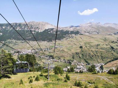 Location au ski Résidence Pierre & Vacances Pic de Chabrières - Vars