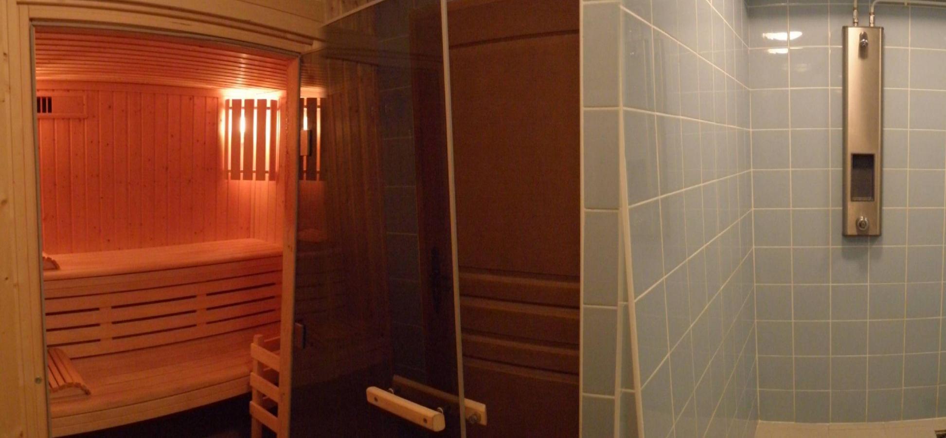 Location au ski Residence Les Valmonts De Vaujany - Vaujany - Sauna