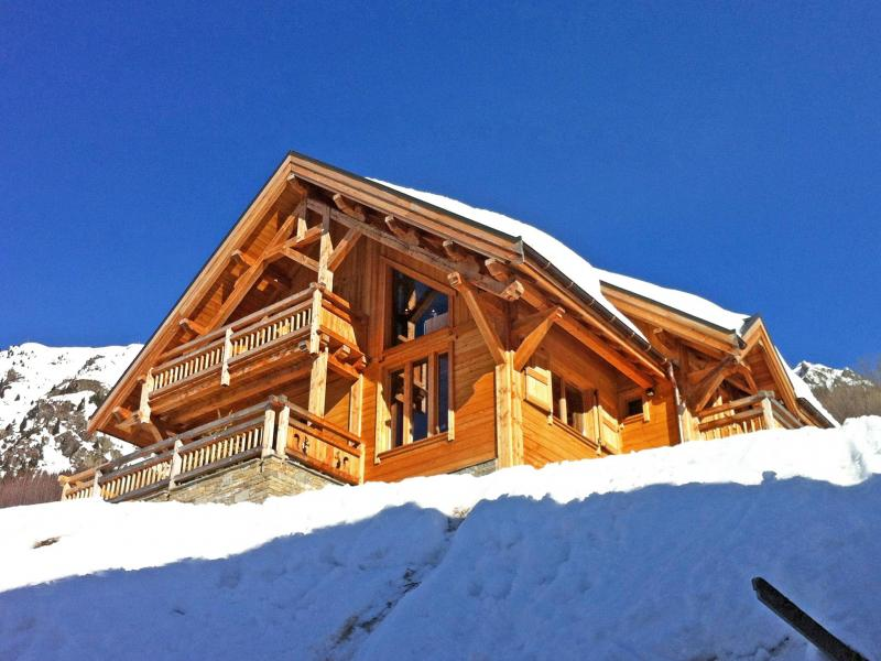 Chalet Chalet Ysengrin - Vaujany - Northern Alps