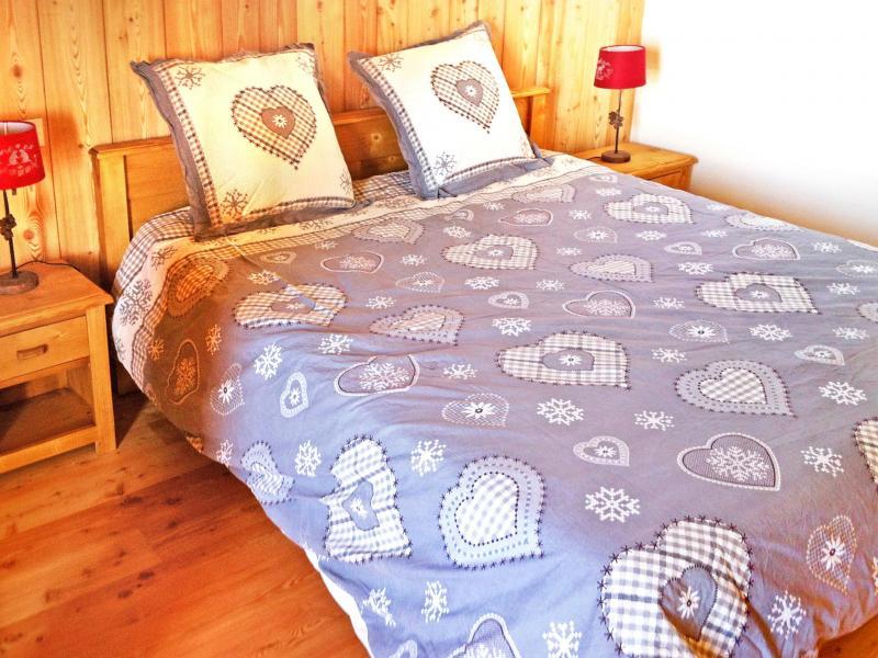Location au ski Chalet Ysengrin - Vaujany - Chambre