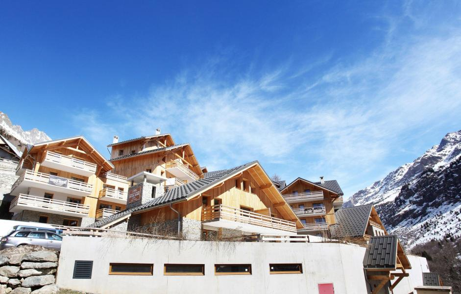 location appartement ski vaujany