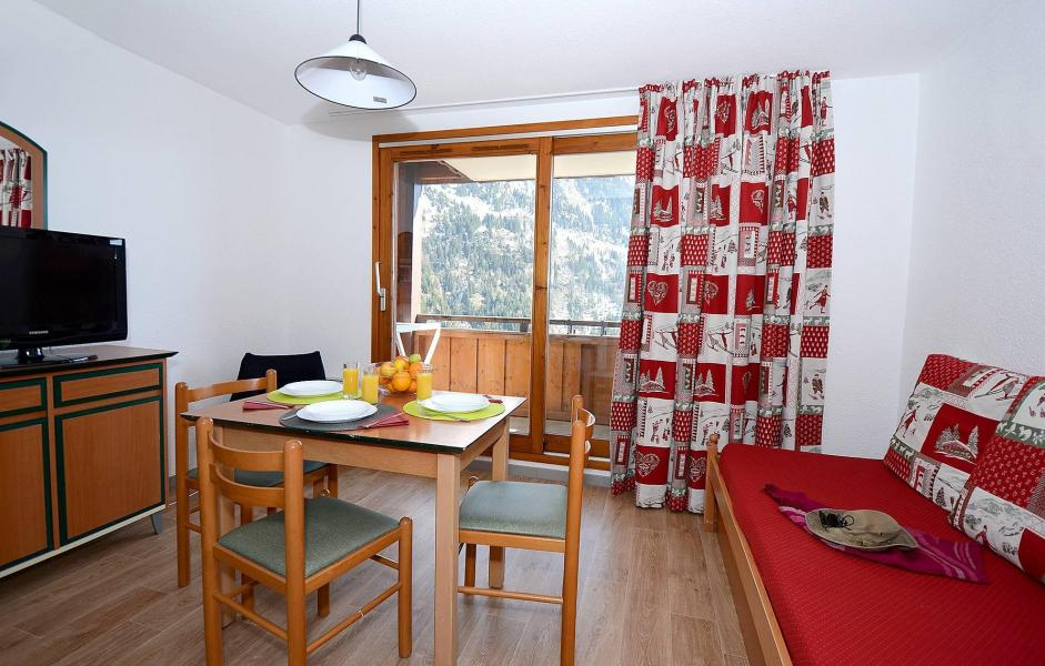 Location au ski Residence Le Dome Des Rousses - Vaujany - Coin repas