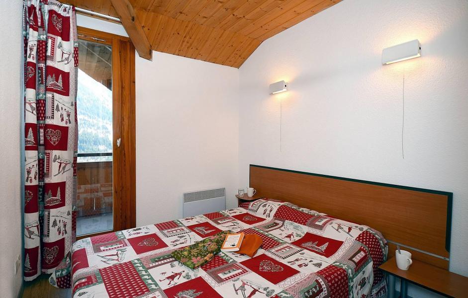 Аренда на лыжном курорте Résidence le Dôme des Rousses - Vaujany - Двухспальная кровать