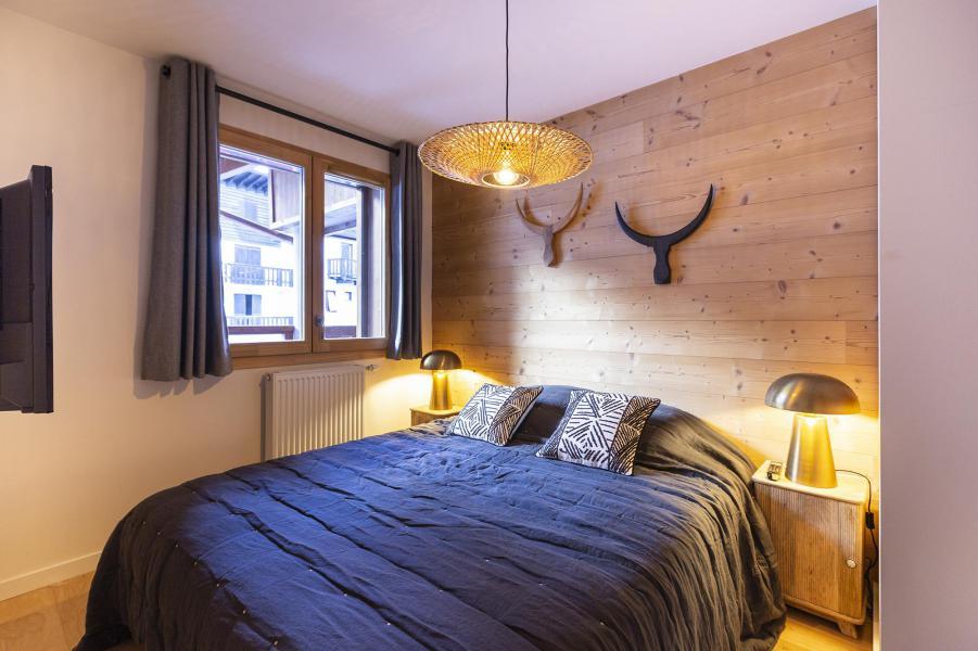 Аренда на лыжном курорте Апартаменты 2 комнат кабин 6 чел. - Résidence Le Saphir - Vaujany - Комната