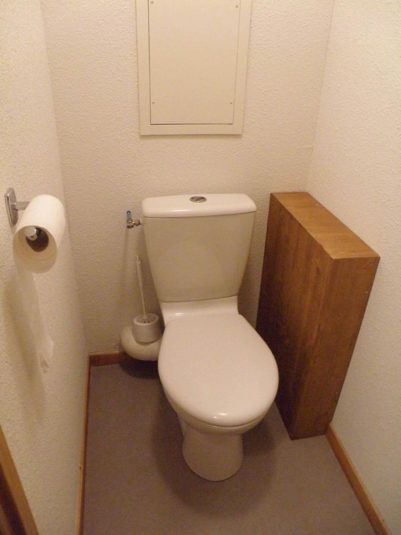 Skiverleih Résidence les Valmonts de Vaujany - Vaujany - Separates WC
