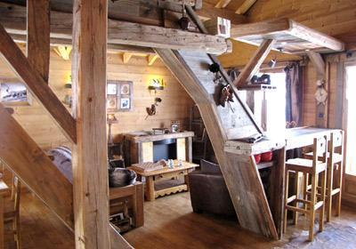 Location au ski Chalet Le Grenier De Germaine - Vaujany