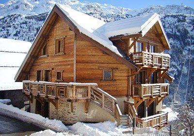 Location au ski Chalet Le Grenier De Germaine - Vaujany - Extérieur hiver