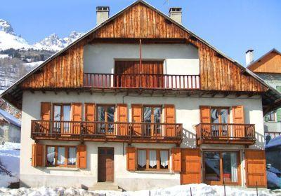 Location au ski Chalet Louise - Vaujany