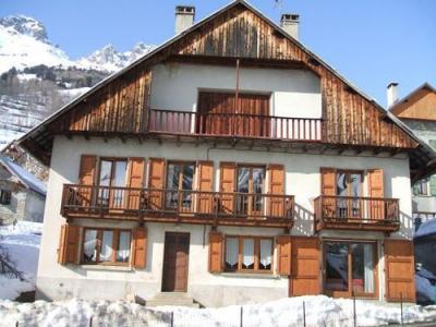Location au ski Chalet 6 pièces 10 personnes - Chalet Louise - Vaujany - Extérieur hiver