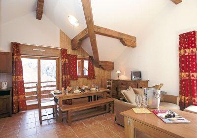 Location 8 personnes Appartement 3 pièces cabine 6-8 personnes - Residence La Cascade De Vaujany