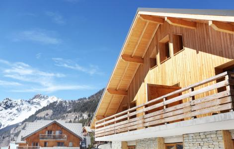 Location appartement au ski Residence Le Crystal Blanc