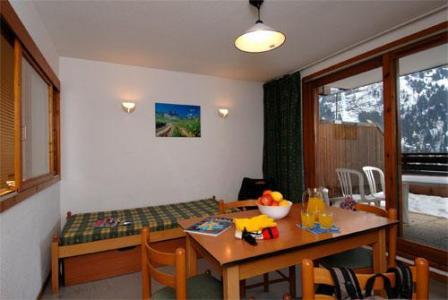 Location au ski Appartement 2 pièces 4-5 personnes - Residence Le Dome Des Rousses - Vaujany - Coin repas