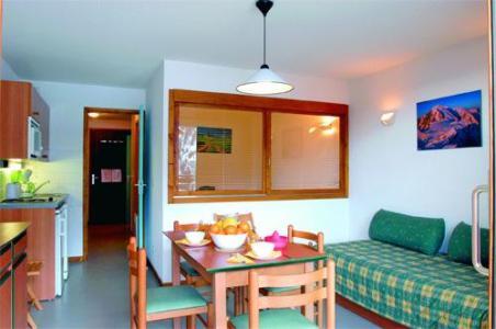 Location au ski Appartement 2 pièces 4-5 personnes - Residence Le Dome Des Rousses - Vaujany - Séjour