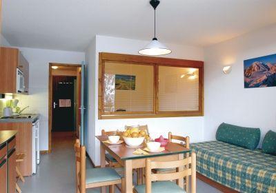 Location au ski Residence Le Dome Des Rousses - Vaujany - Table
