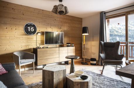 Аренда на лыжном курорте Апартаменты дуплекс 3 комнат 8 чел. - Résidence Le Saphir - Vaujany - апартаменты