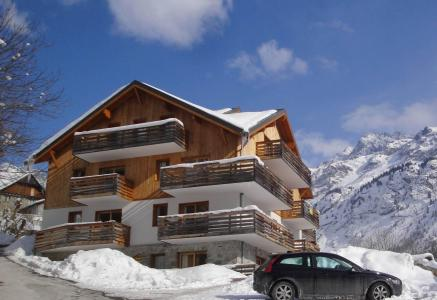 Location appartement au ski Residence Les Valmonts De Vaujany