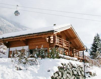 Ski en famille Chalet Val De Verbier