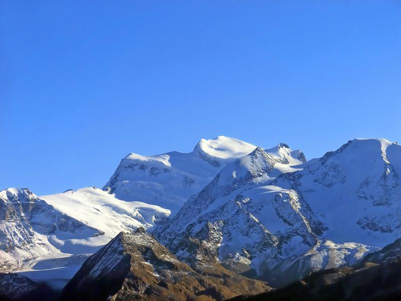 Location au ski Chalet Val De Verbier - Verbier - Extérieur hiver