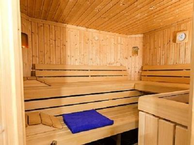 Location au ski Chalet Val De Verbier - Verbier - Sauna