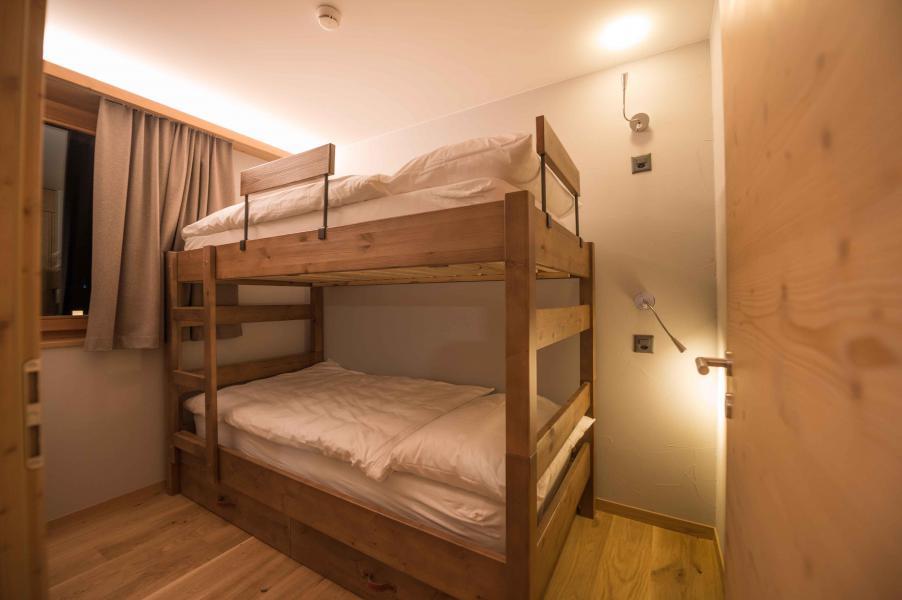 Location au ski Résidence Swisspeak Resorts Vercorin - Vercorin - Lits superposés
