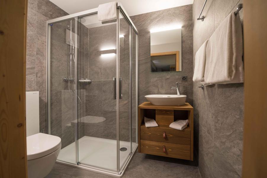 Location au ski Résidence Swisspeak Resorts Vercorin - Vercorin - Salle de bains